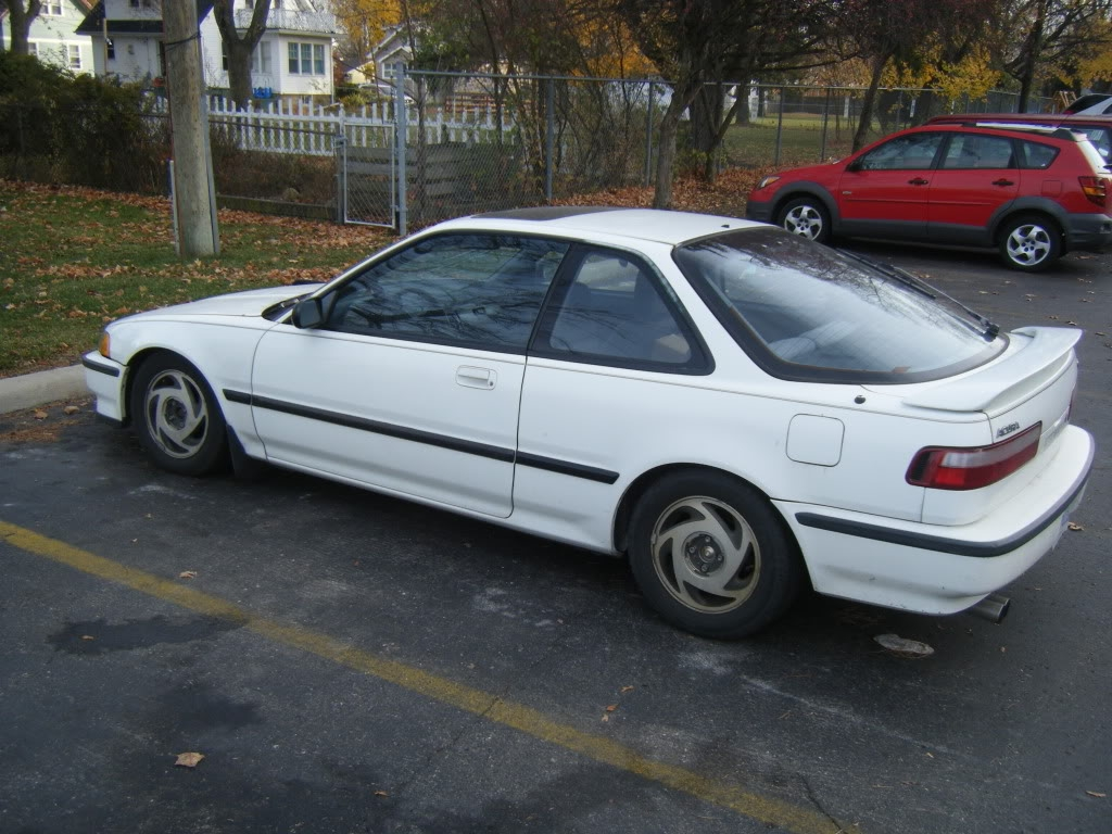 1990 Acura Integra Information And Photos Zombiedrive 92 Rs Cabin Fuse Box 18