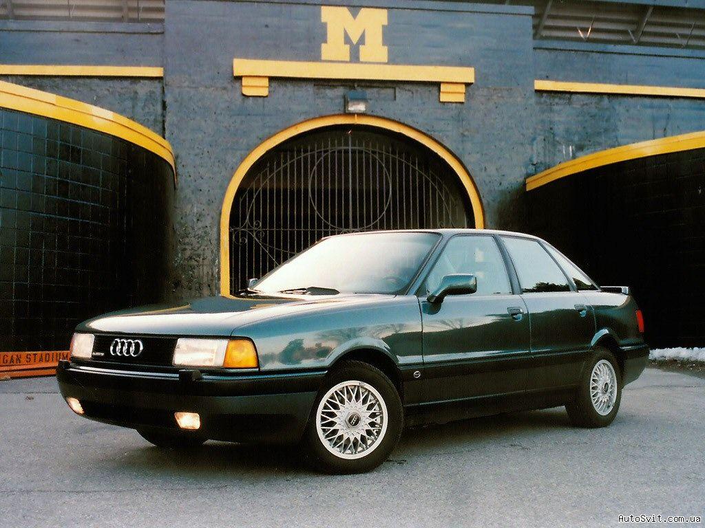 1990 audi 80 quattro - photo #40