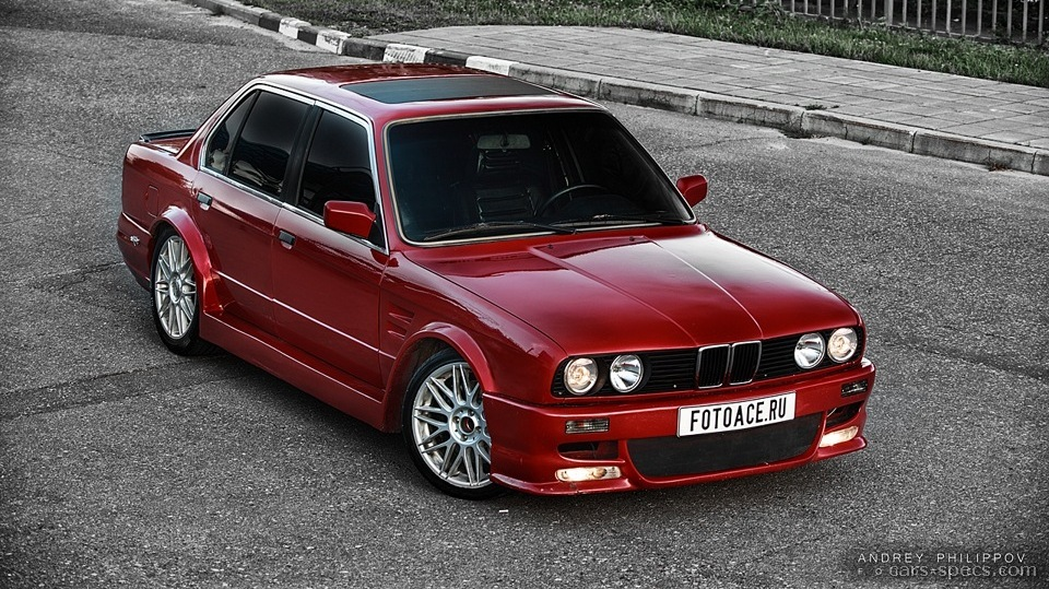 1990 Bmw 3 Series Image 7
