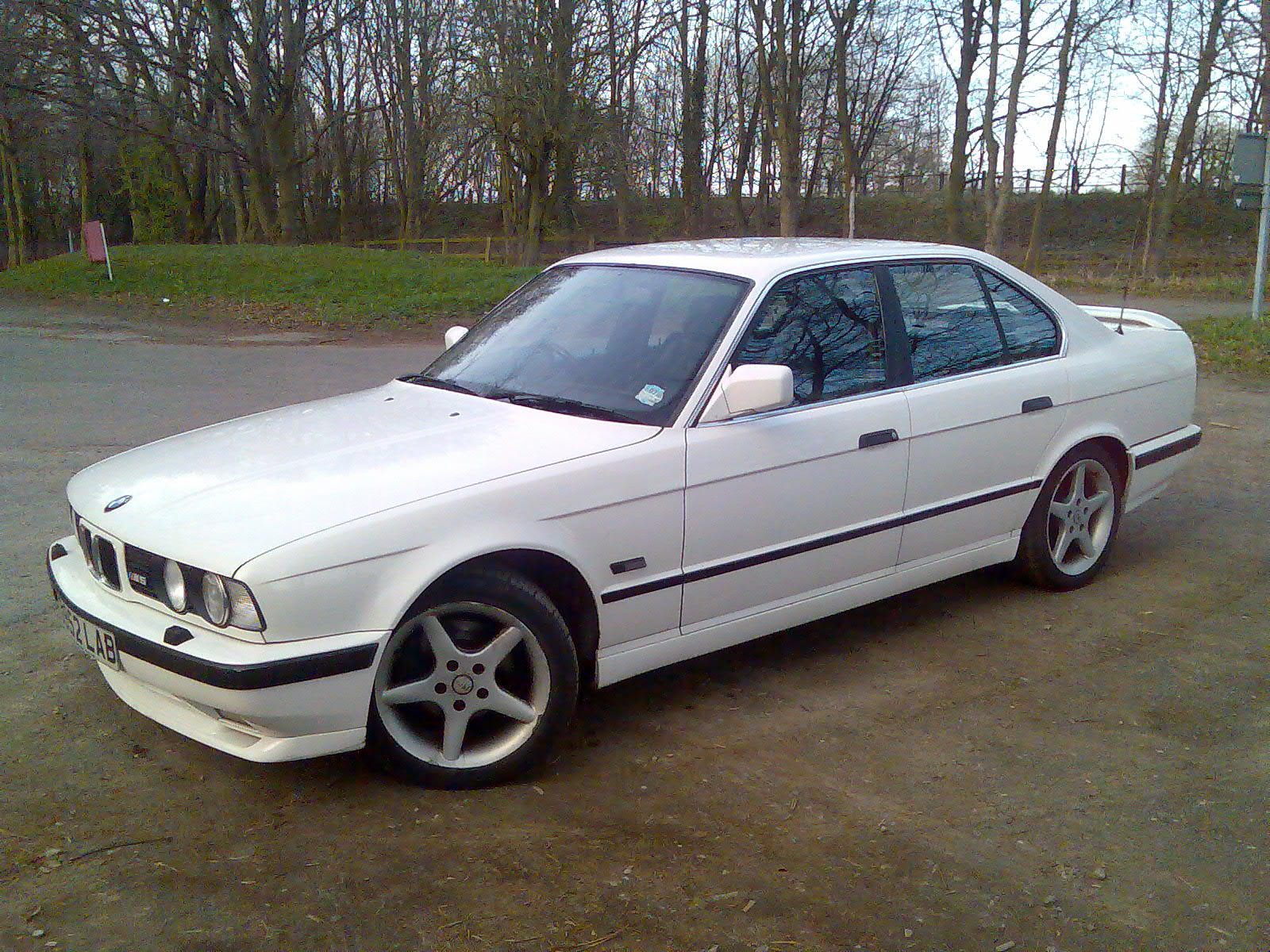 1990 bmw 5 series - information and photos - zombiedrive