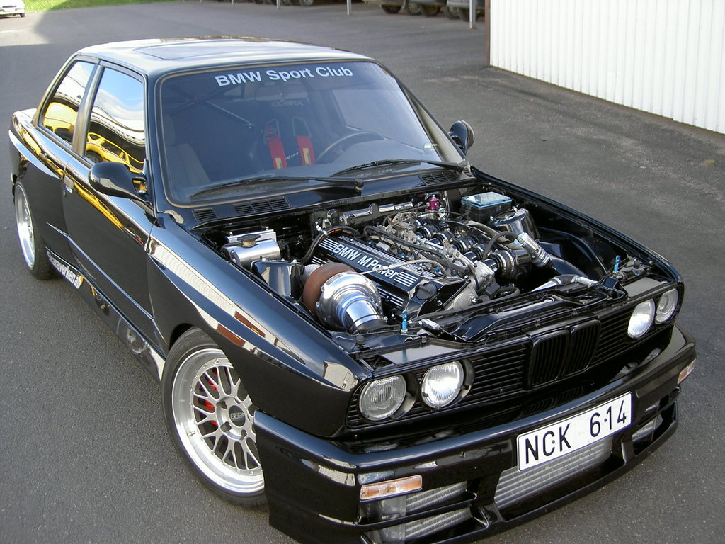 1990 Bmw M3 Information And Photos Zombiedrive