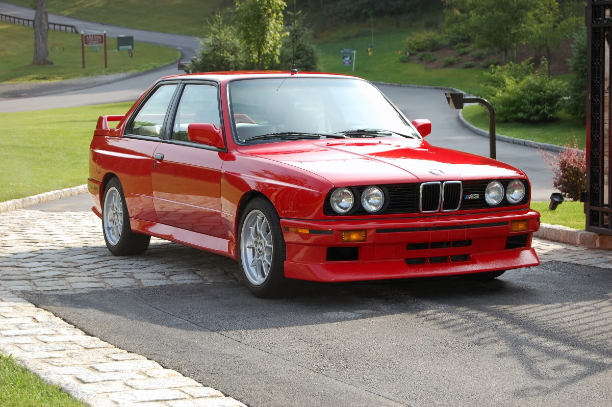 1990 Bmw M3 - Information And Photos