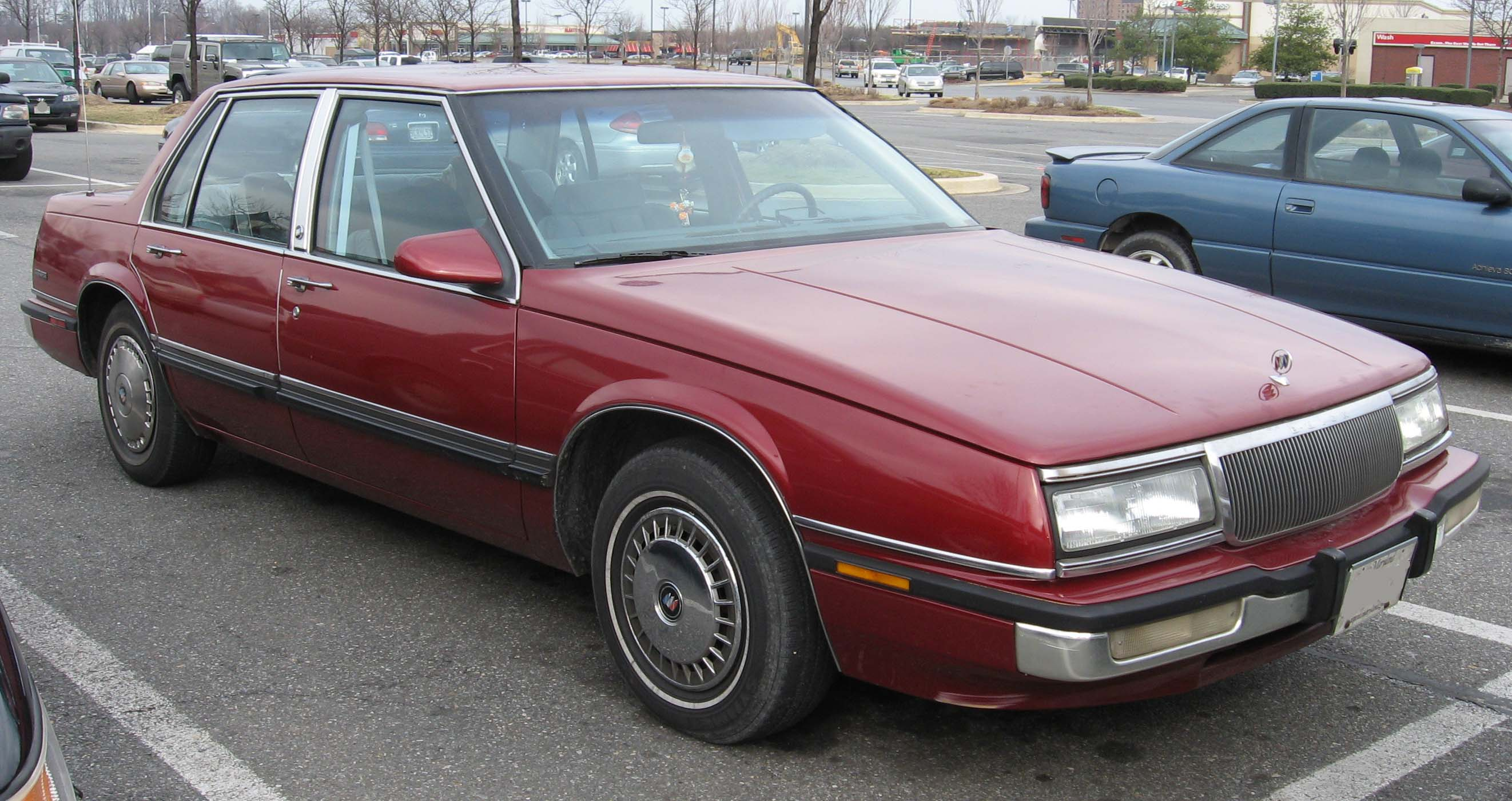 1990 Buick Century Problems 1 - Fourtitude Com Vulgalore Buick Bubbles Why So Many Still On The Road - 1990 Buick Century Problems 1