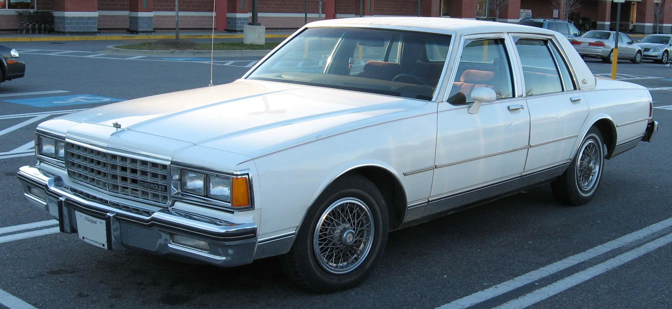 ClassicCaprice 1990 Chevrolet Caprice Specs, Photos, Modification ...