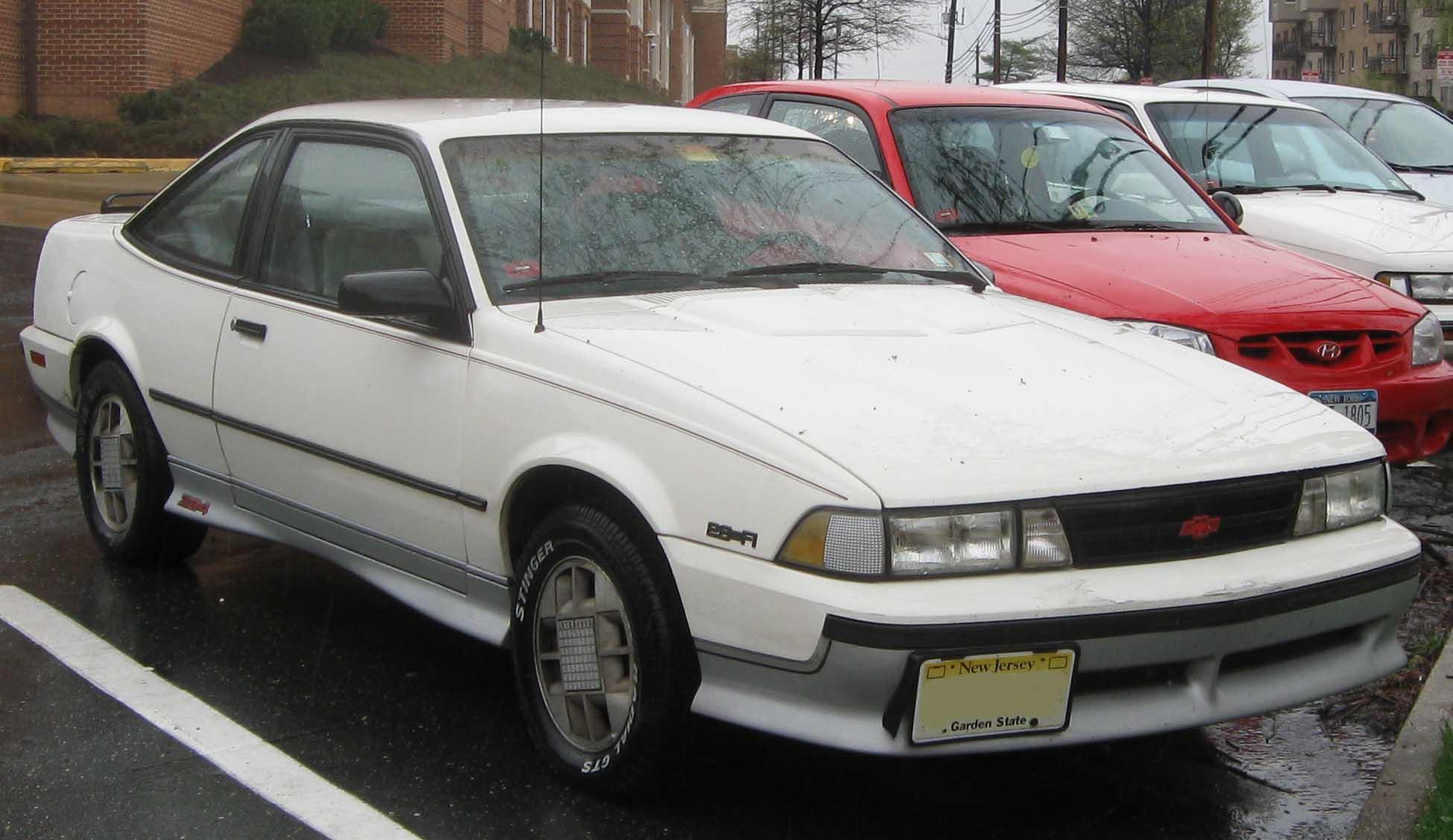 1990 Chevrolet Cavalier Image 4