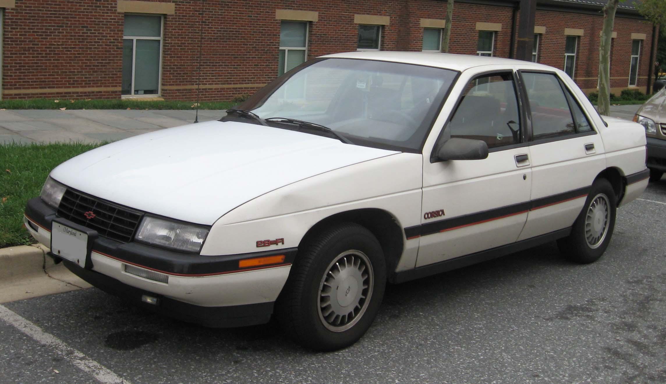 1990 Chevrolet Corsica 8