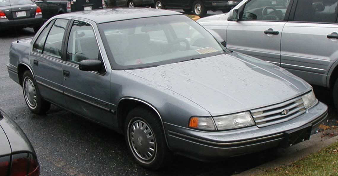 1990 Chevrolet Lumina Image 11