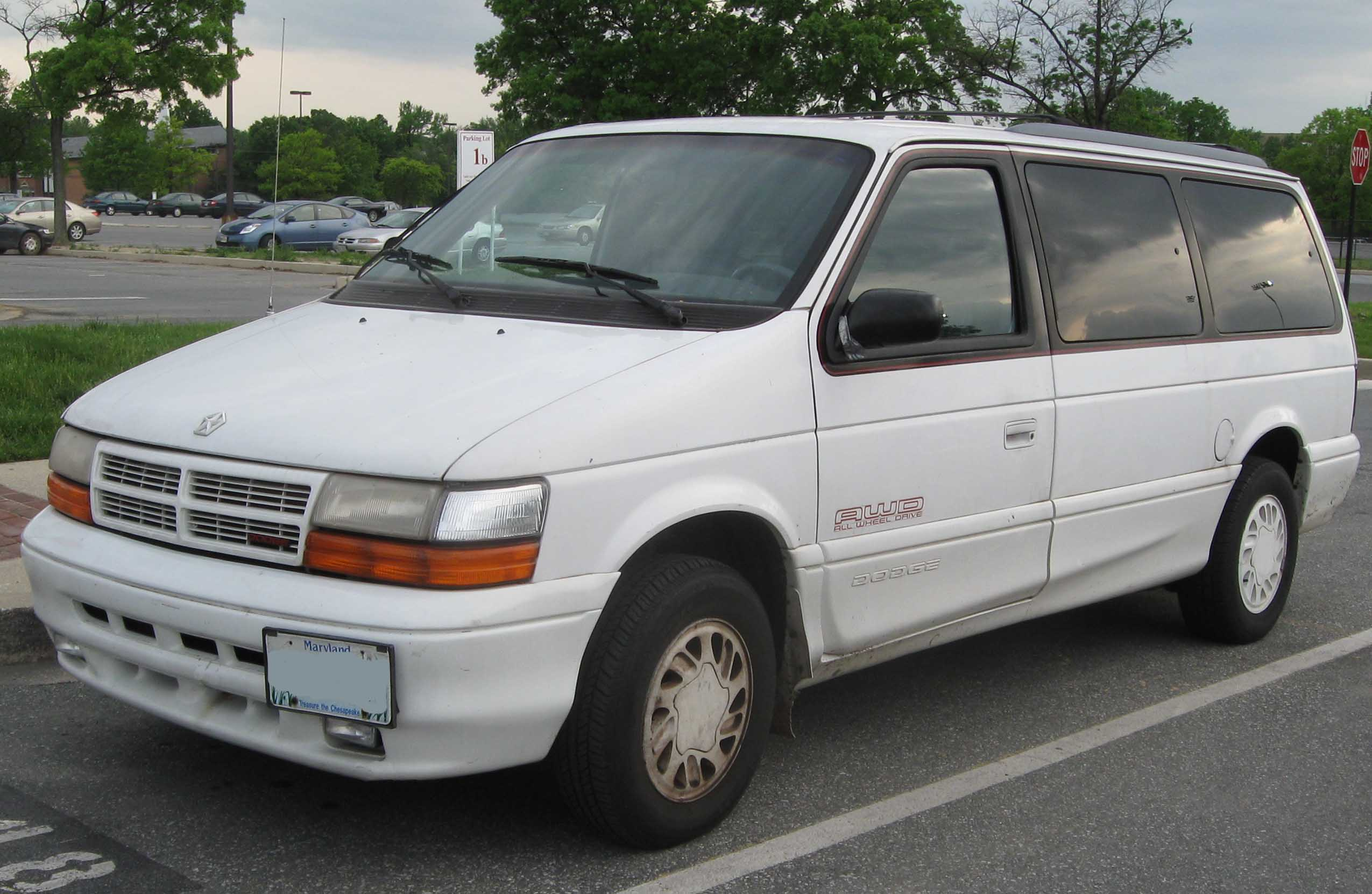 1994 Dodge Grand Caravan Wiring Diagram Library 2003