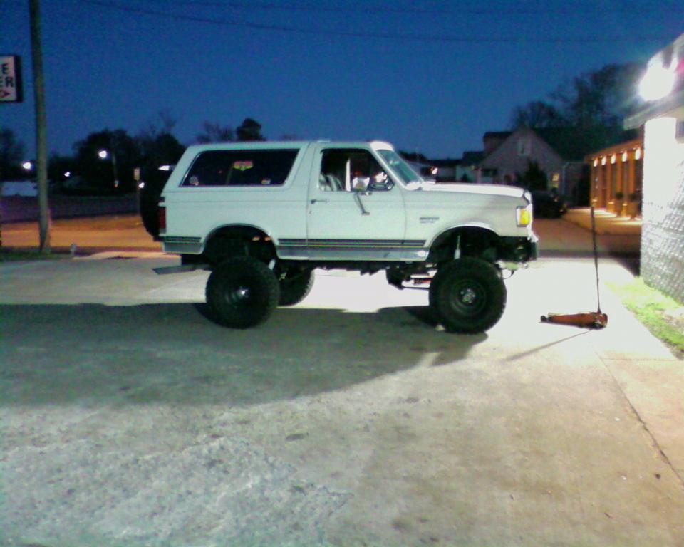 Ford Bronco #3