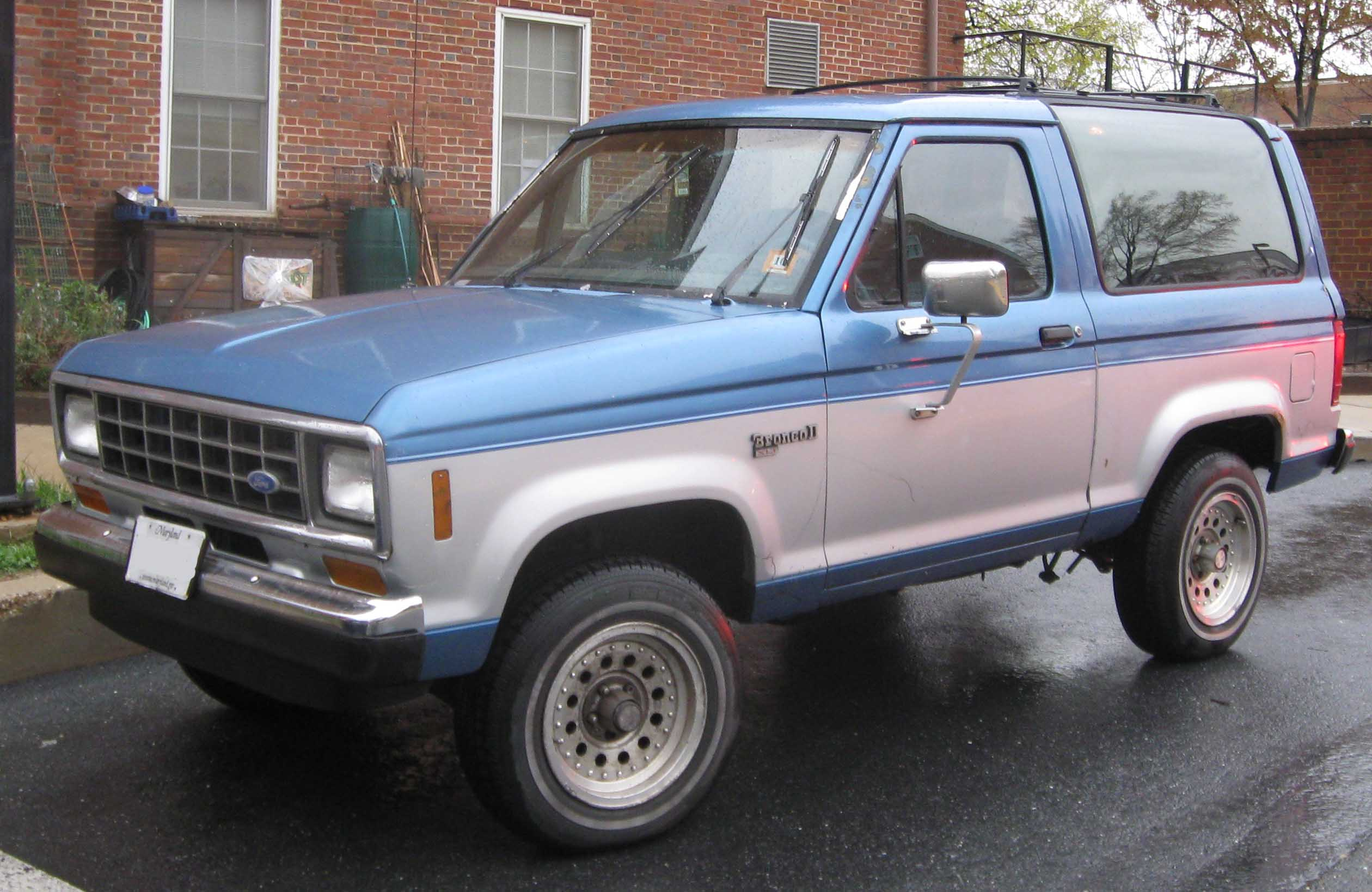 Ford Bronco II #2