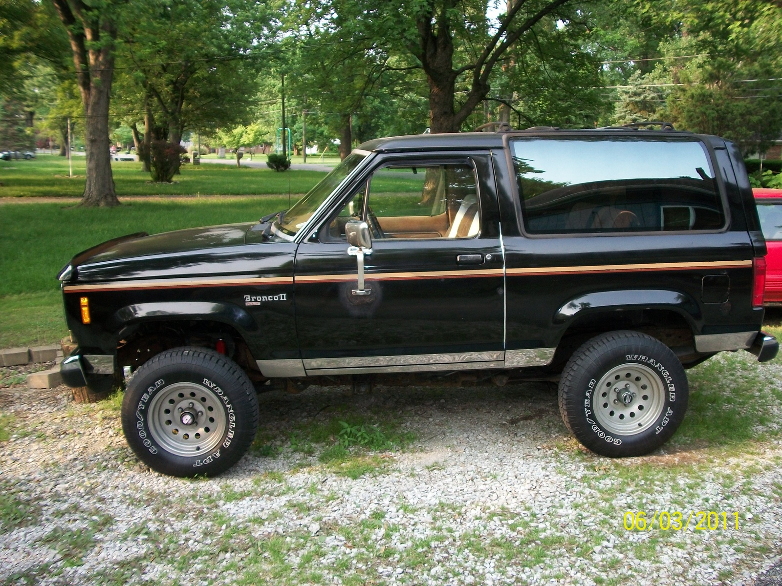 10 Ford Bronco Ii Interframe Media 1980 Ranger Traxxas
