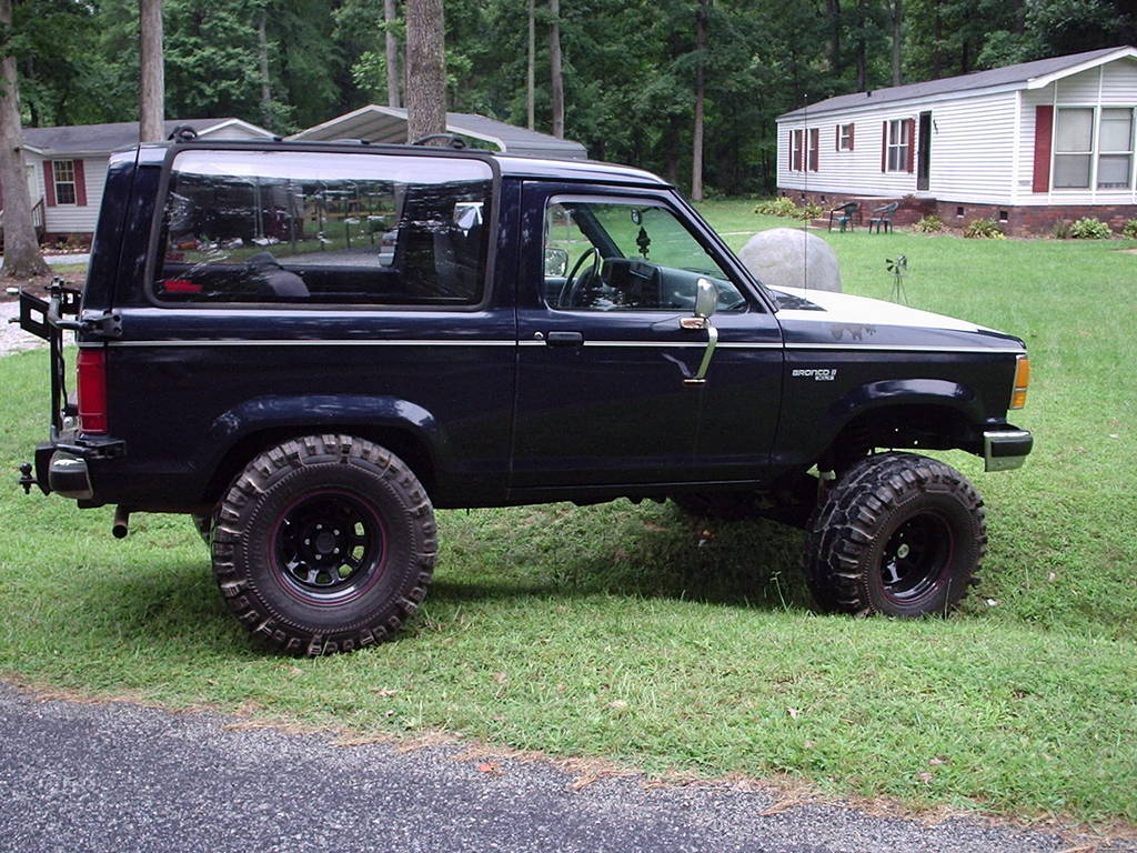 Ford Bronco II #9