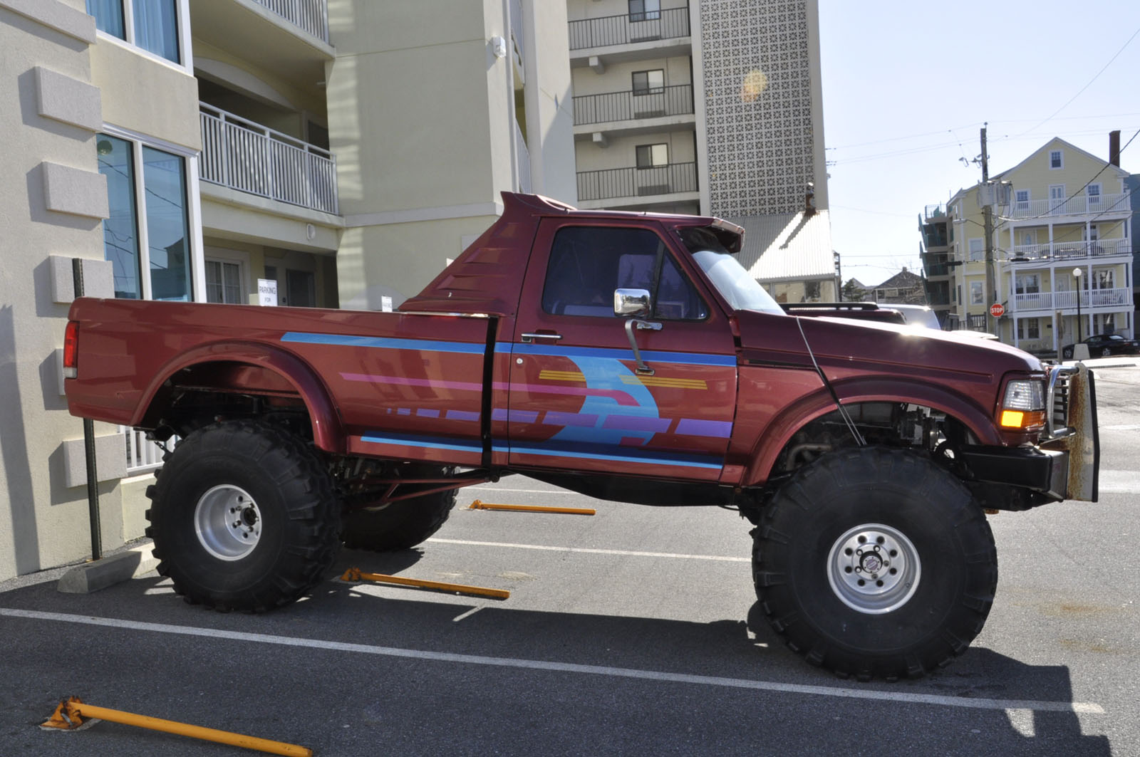 1990 Ford F 150 Image 4