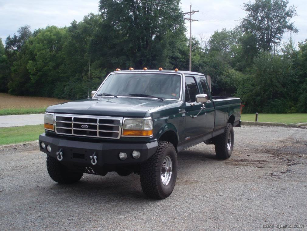 Ford F-250 #2