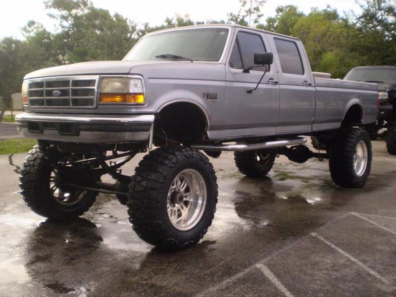 Ford F-250 #6