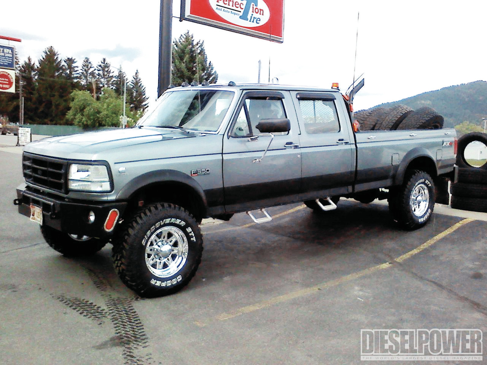 1990 Ford F-350 #1 Ford F-350 #1