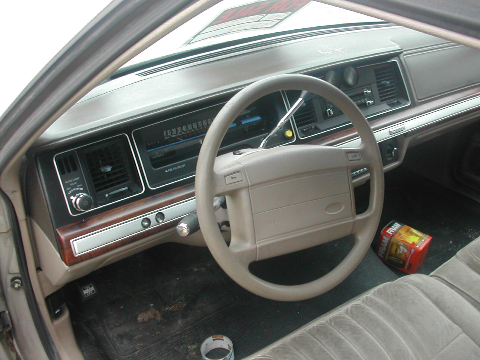 1990 Ford Ltd Crown Victoria Information And Photos Zombiedrive 1970 7