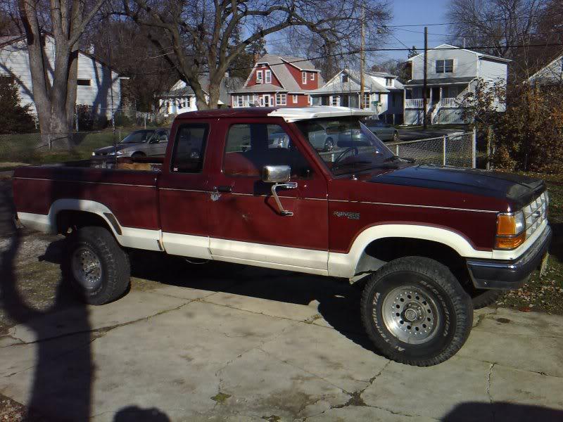 1990 Ford Ranger Image 9