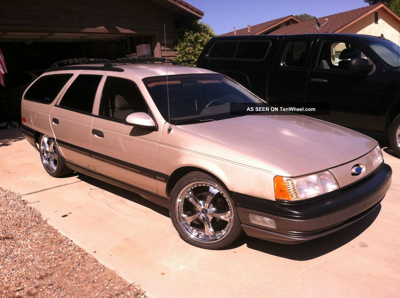 1990 Ford Taurus >> 1990 Ford Taurus Information And Photos Zombiedrive