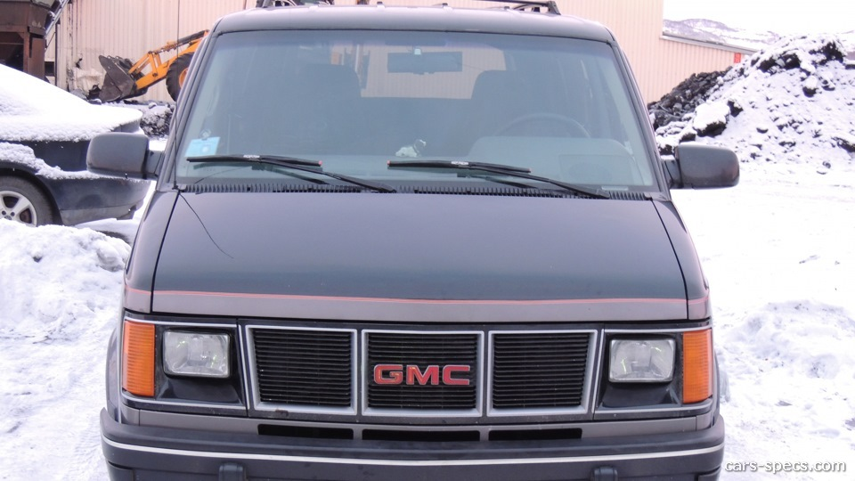 GMC Safari #13