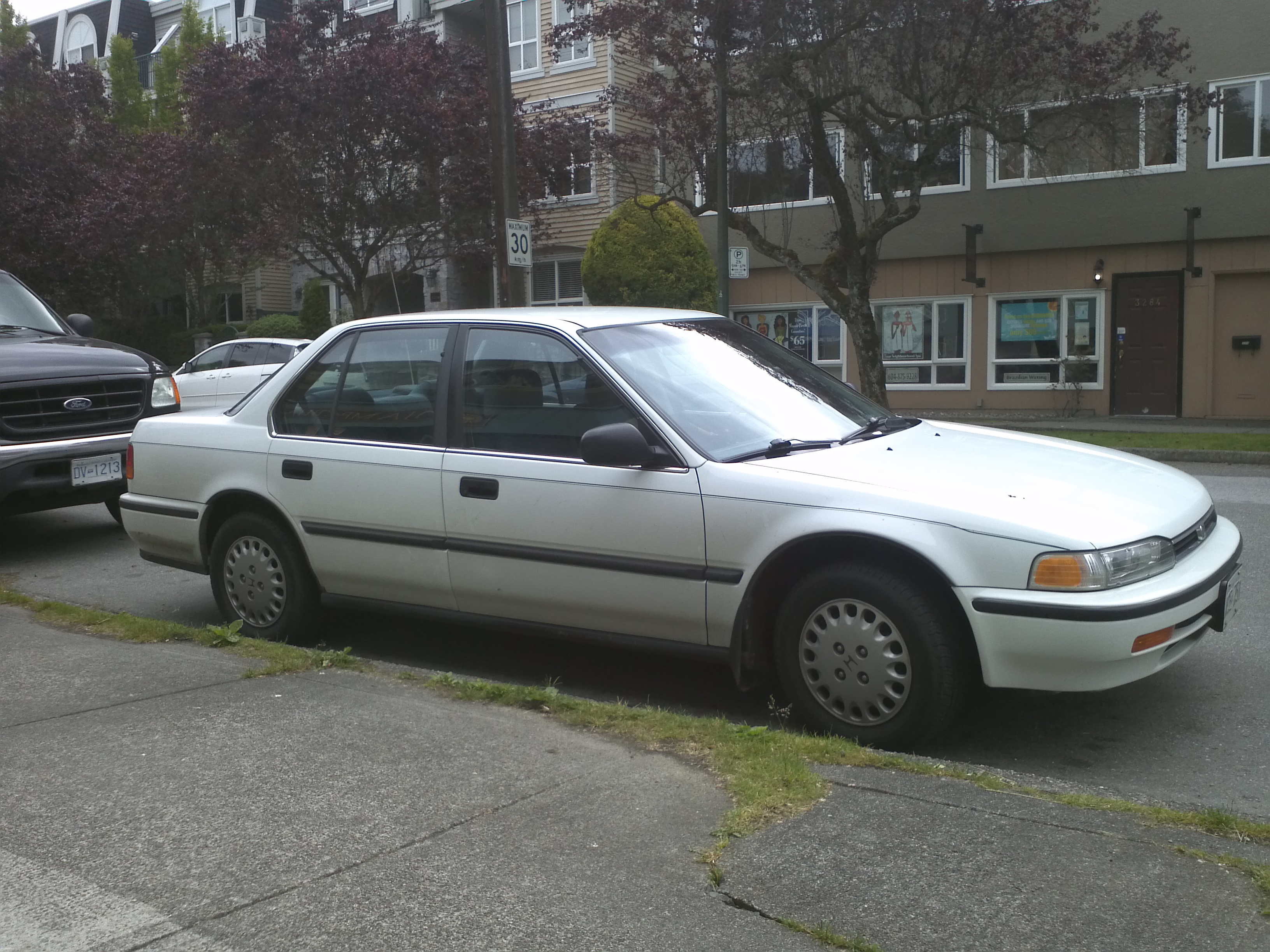 1990 honda accord ex 4-door