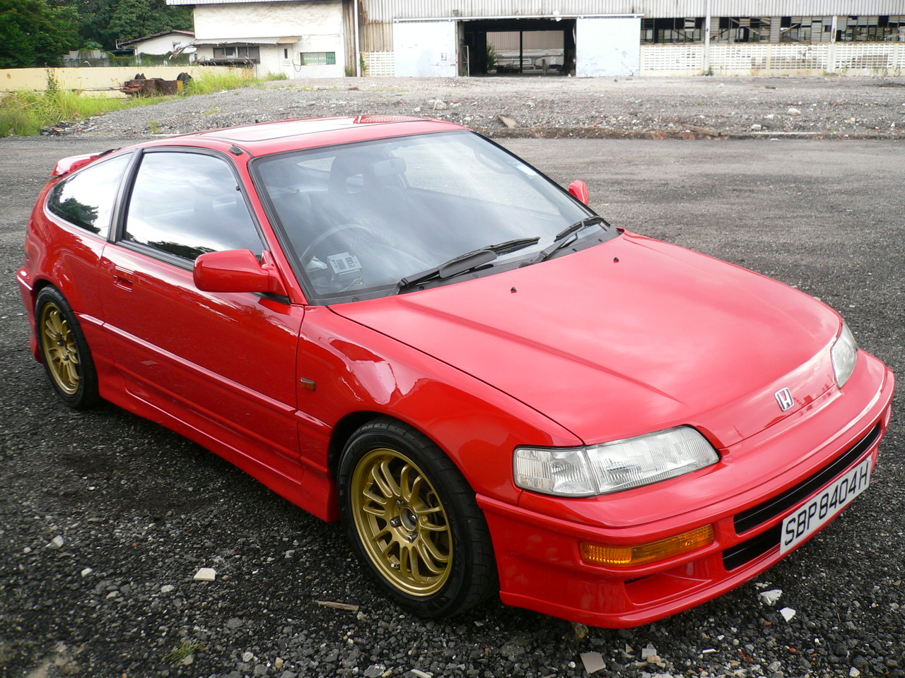 1990 honda civic crx information and photos zombiedrive. Black Bedroom Furniture Sets. Home Design Ideas