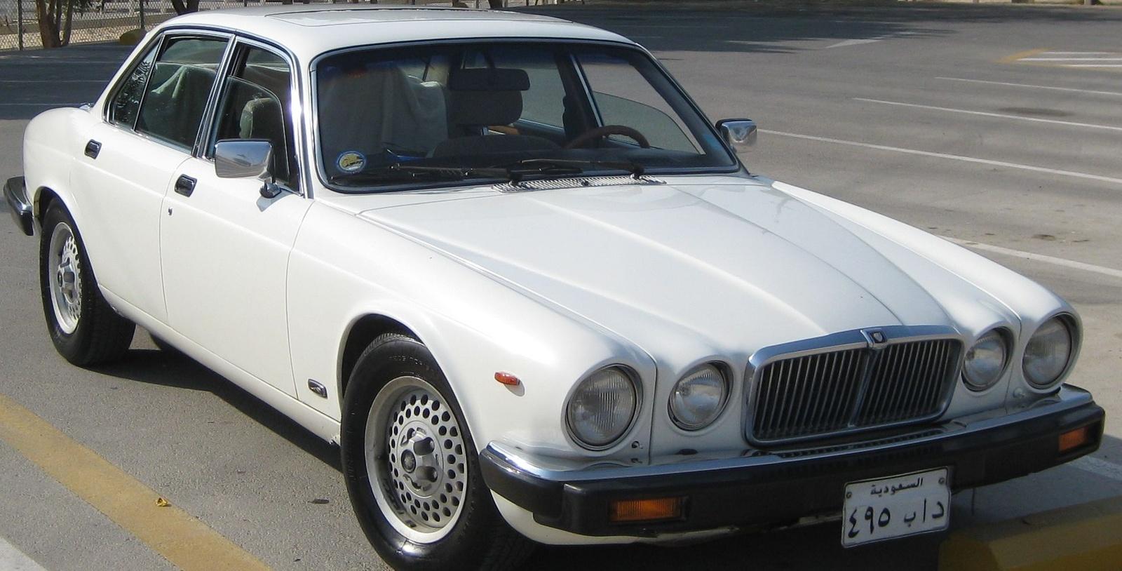 1990 Jaguar XJSeries  Information and photos  ZombieDrive