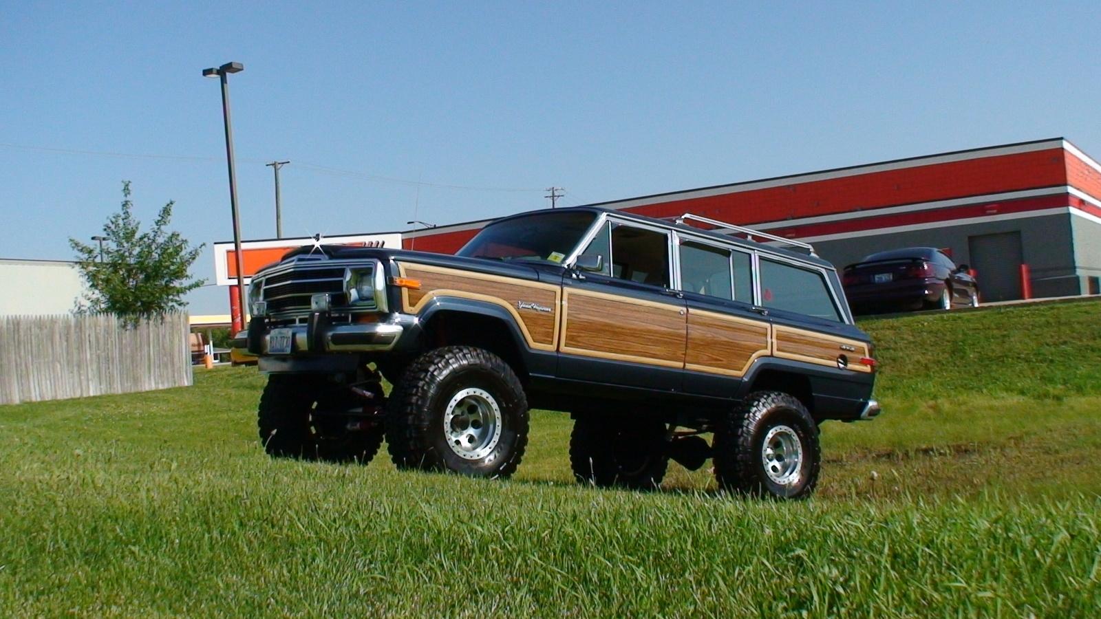 1990 Jeep Grand Wagoneer #5 Jeep Grand Wagoneer #5