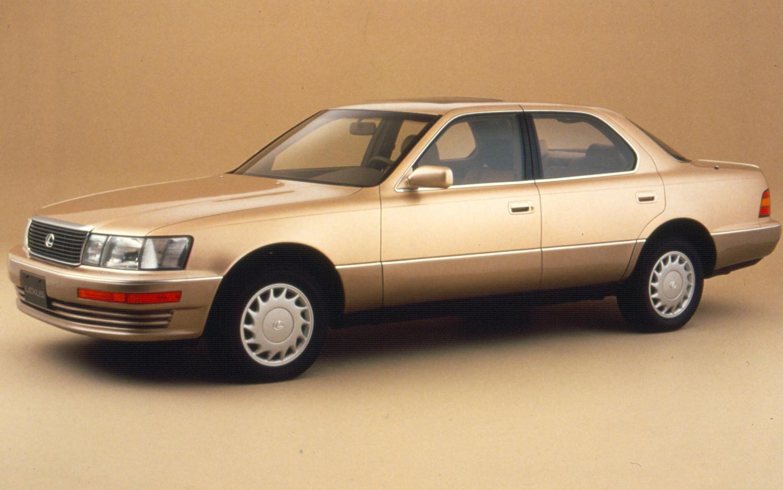 1990 lexus es