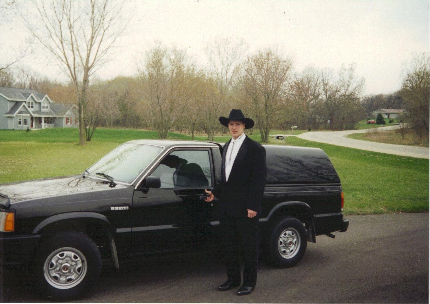1990 Mazda B Series Pickup Image 6