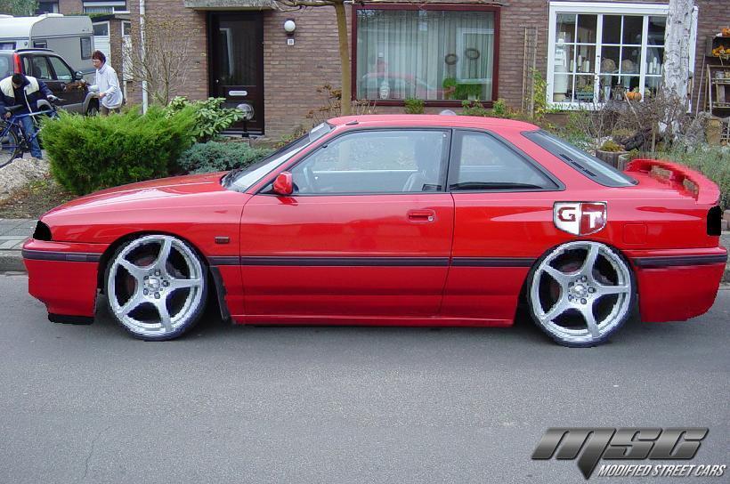 1990 Mazda MX-6 - Information and photos - ZombieDrive