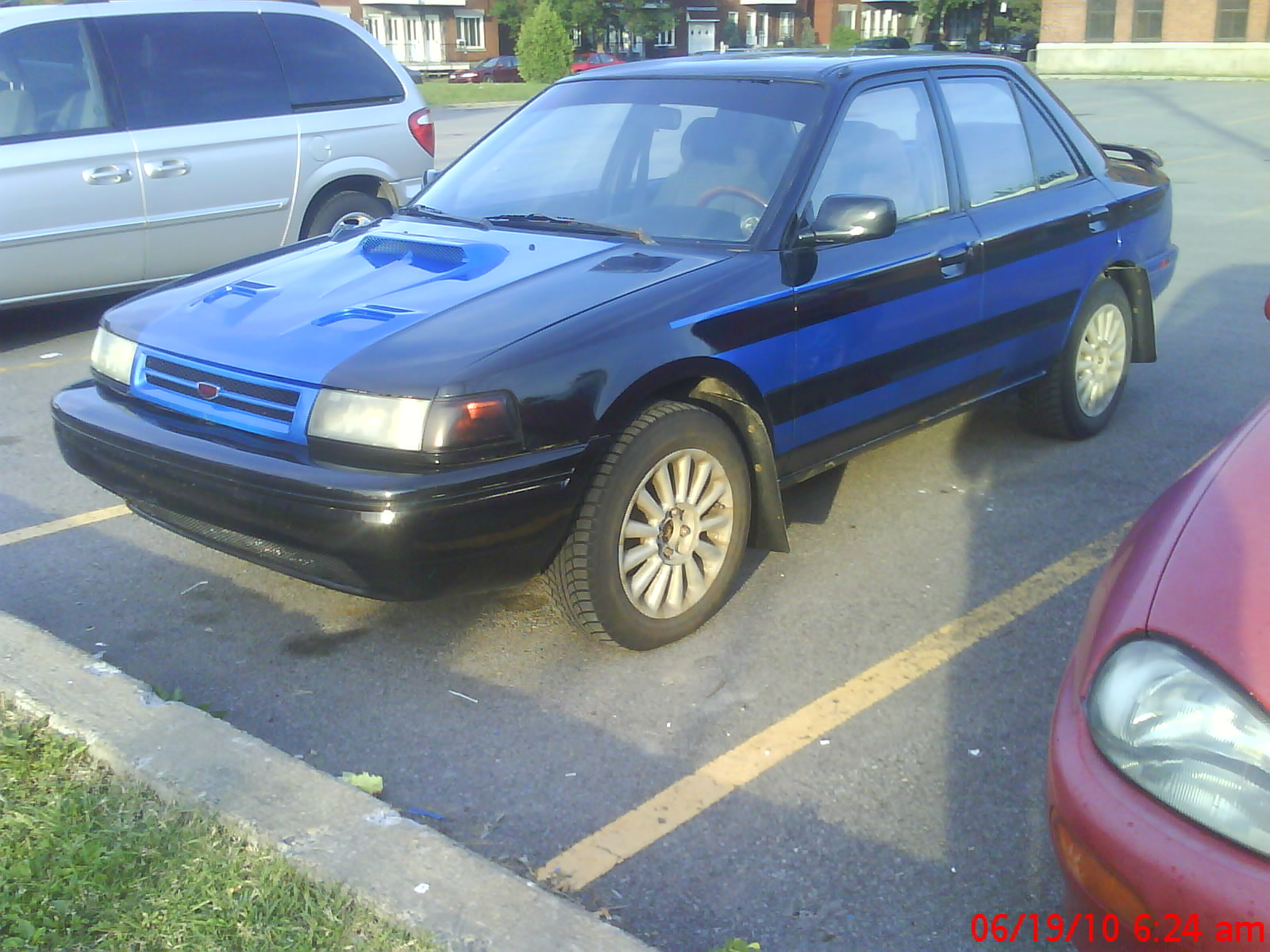 1990 mazda protege information and photos neo drive neo drive