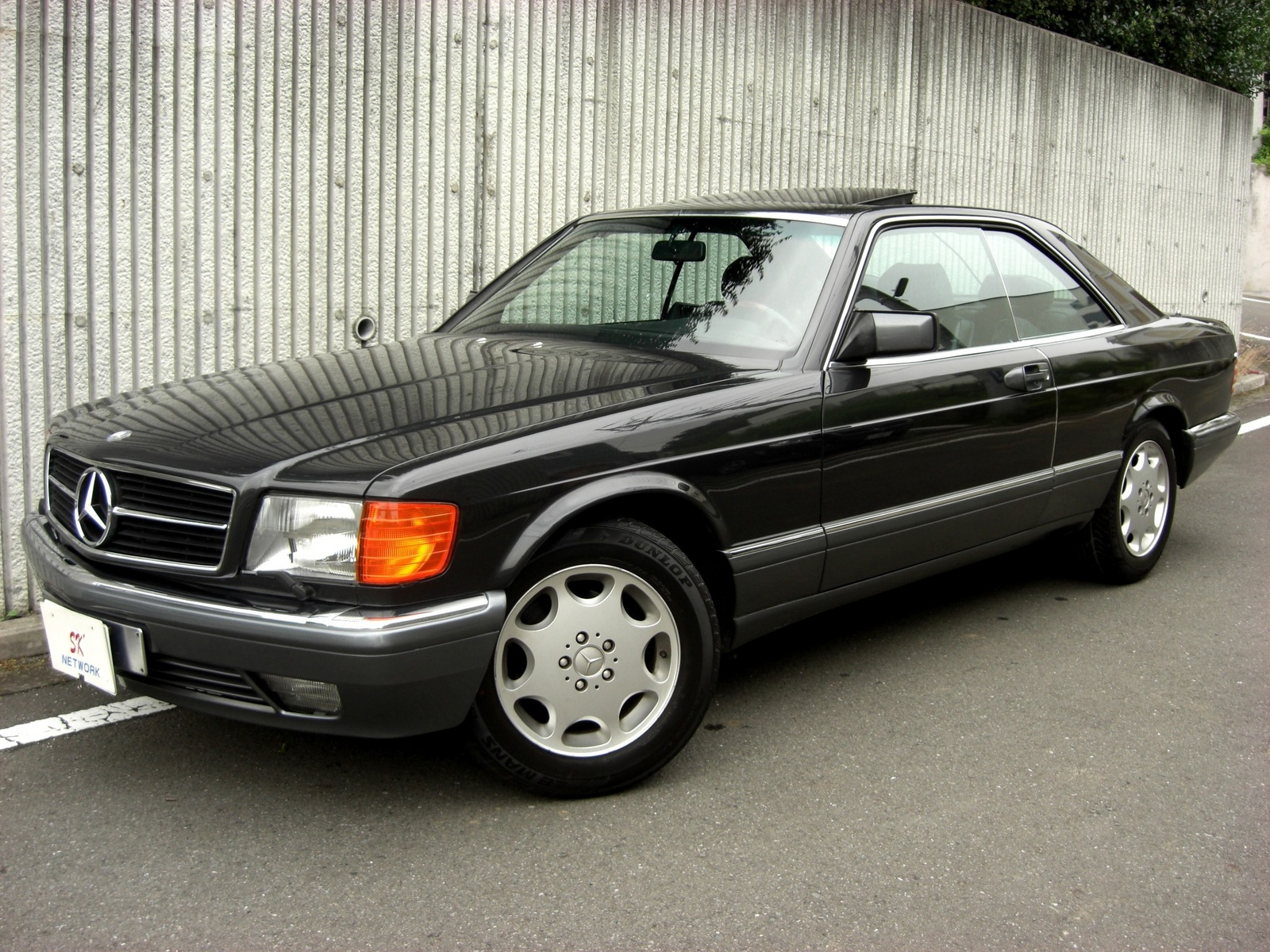 1990 mercedes benz 560 class information and photos