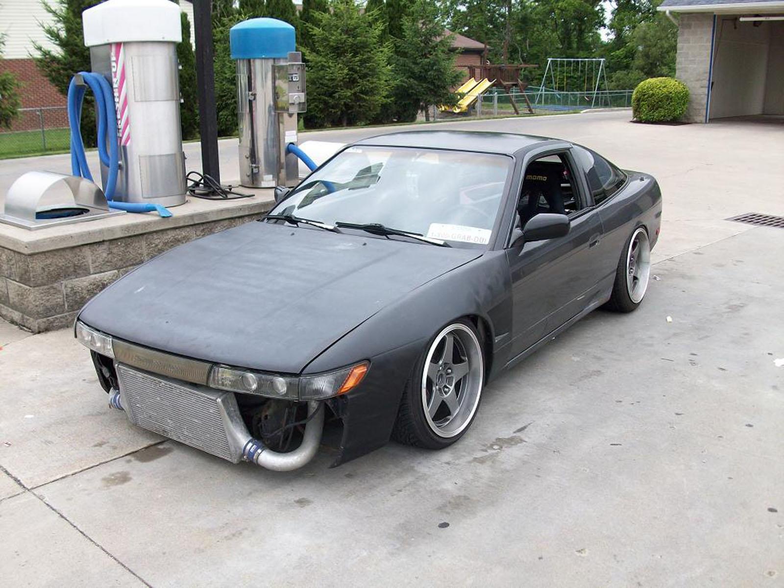240 Sx Nissan >> 1990 NISSAN 240SX - Image #11