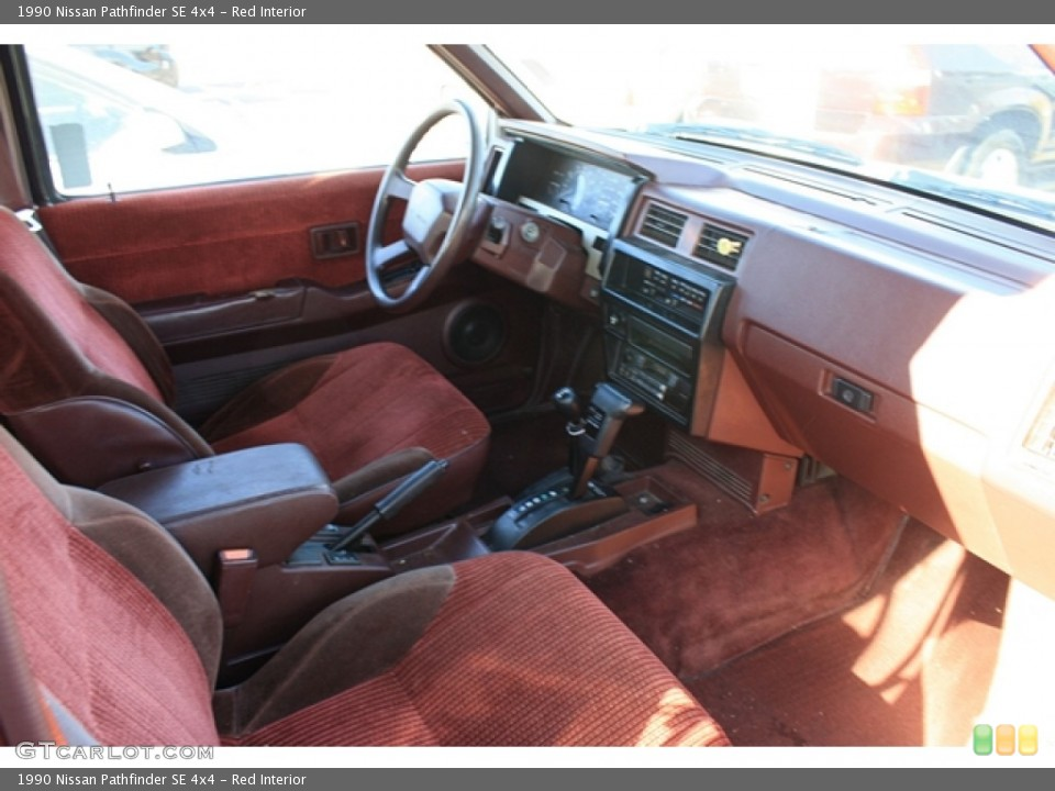 1990 Nissan Pathfinder Image 4