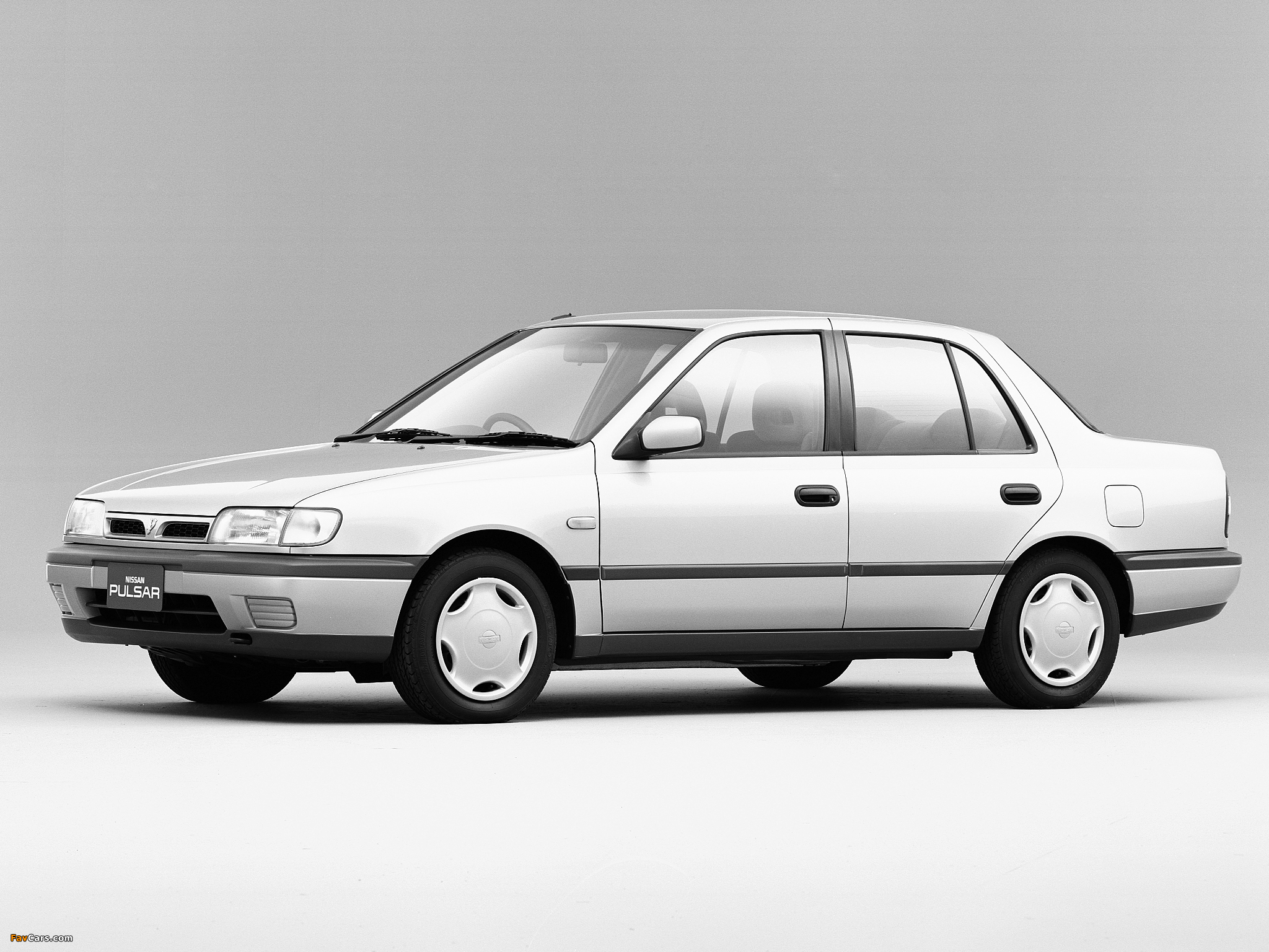 1990 Nissan Pulsar - Information and photos - ZombieDrive
