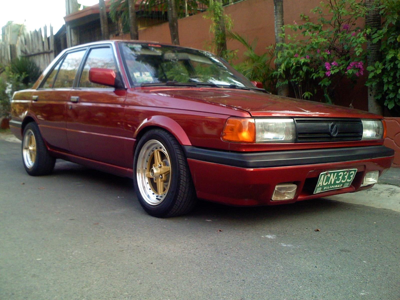 1990 Nissan Sentra - Information and photos - Zomb Drive