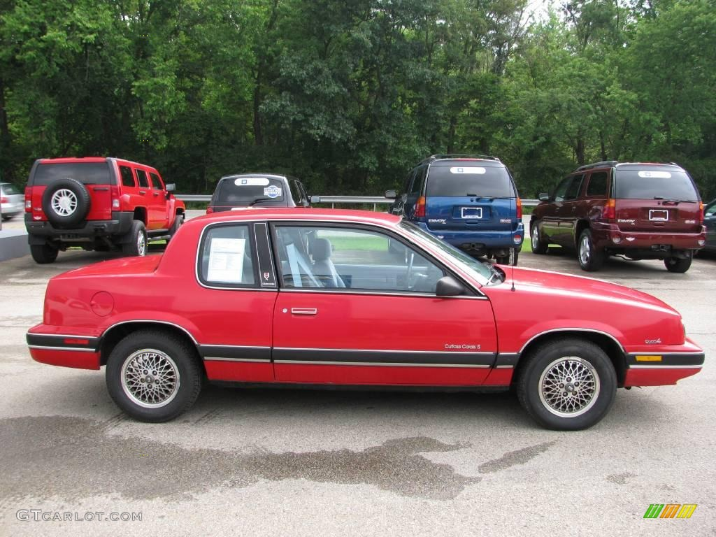 Oldsmobile Cutlass Calais #3