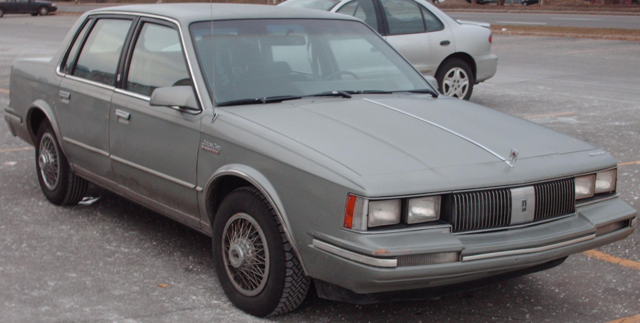 Oldsmobile Cutlass Ciera #5