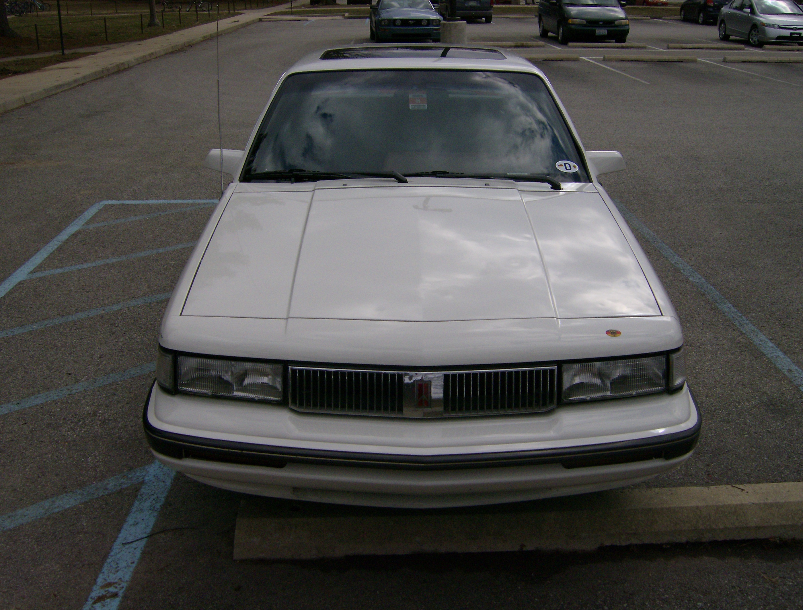 Oldsmobile Cutlass Ciera #8