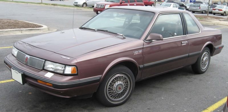 Oldsmobile Cutlass Ciera #10