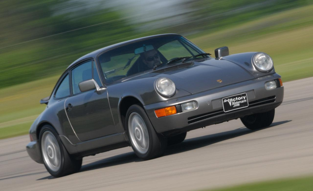 1990 Porsche 911 Carrera 2 Archived Road Test - Review - Car and ...