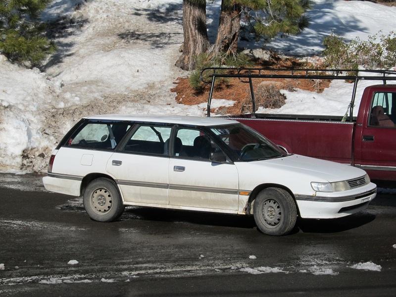 1990 Subaru Legacy #8 Subaru Legacy #8