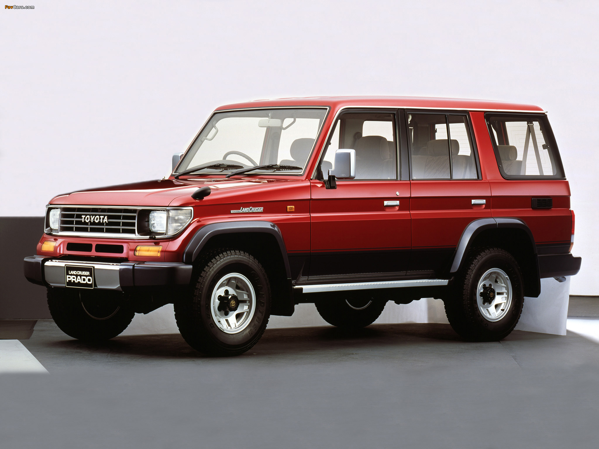 1990 Toyota Land Cruiser Image 8