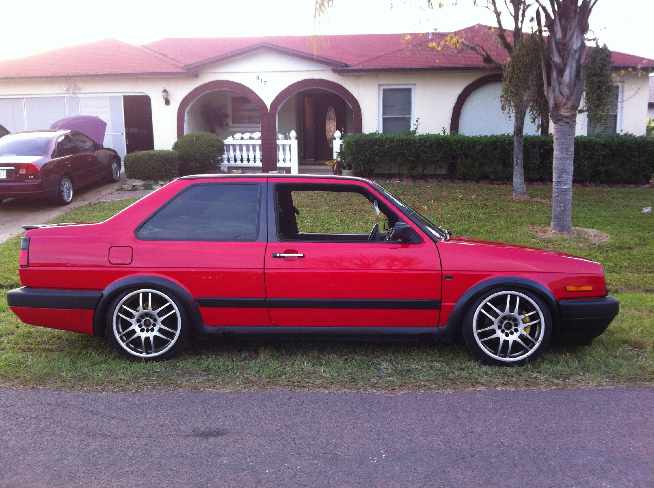 1990 Volkswagen Jetta Information And Photos Neo Drive