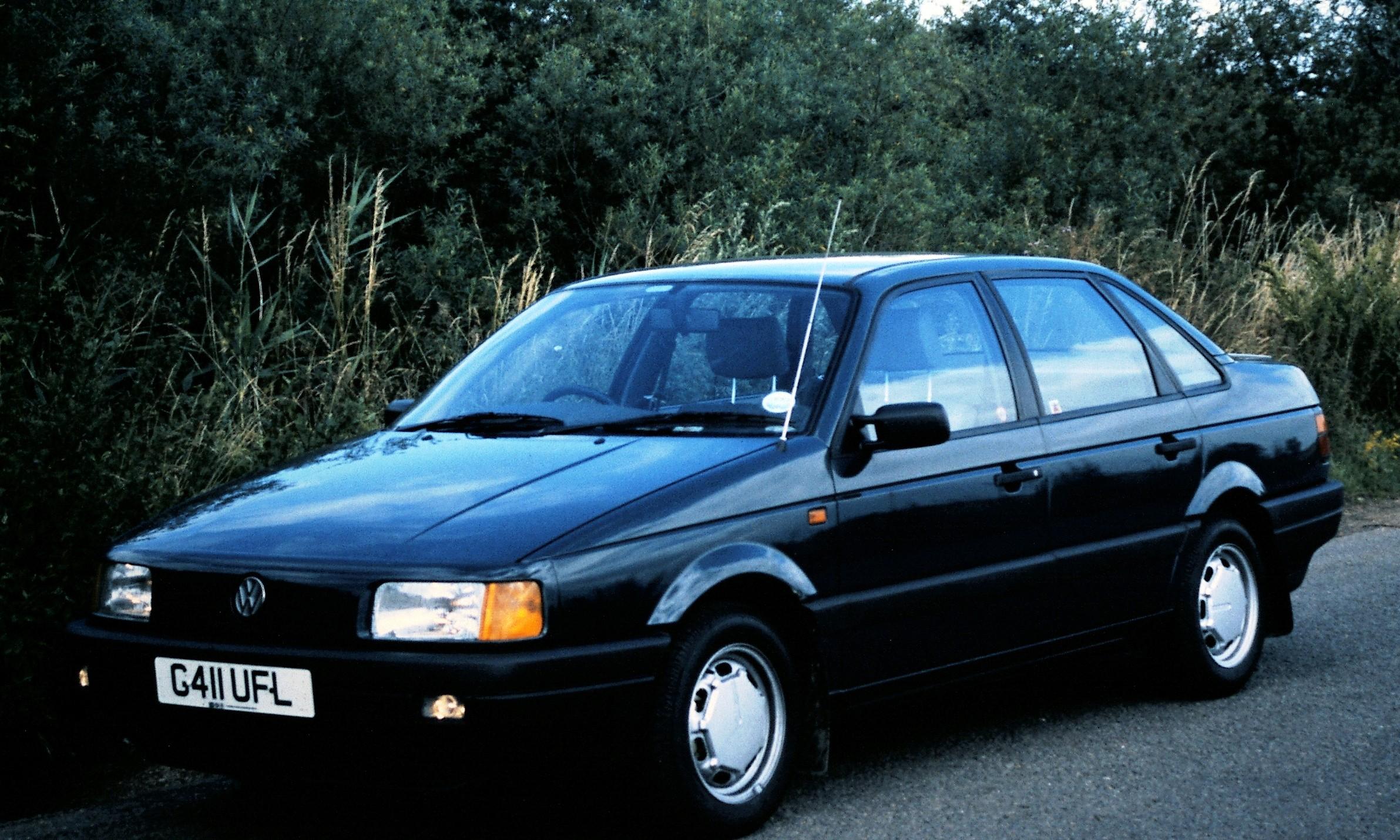 Volkswagen passat 1990