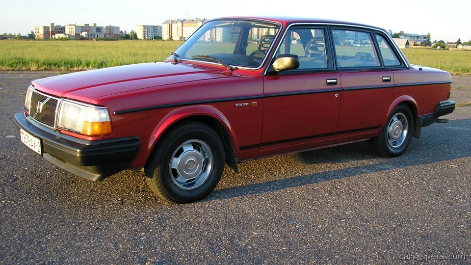 1990 volvo 240 red 200 interior and exterior images. Black Bedroom Furniture Sets. Home Design Ideas