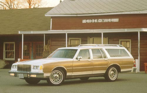 1990 Buick Estate Wagon 4 exterior #1