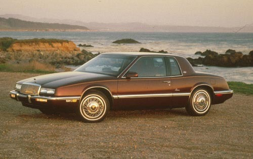 1990 Buick Riviera 2 Dr S exterior #1