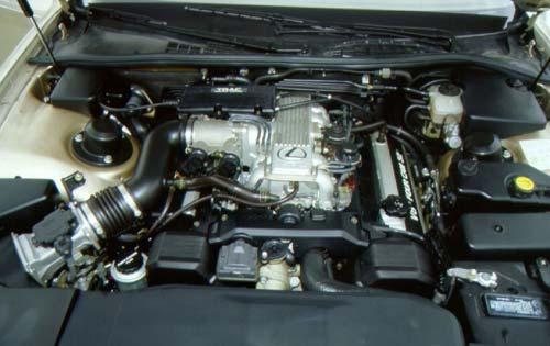 1990 Lexus Ls 400 Image 4
